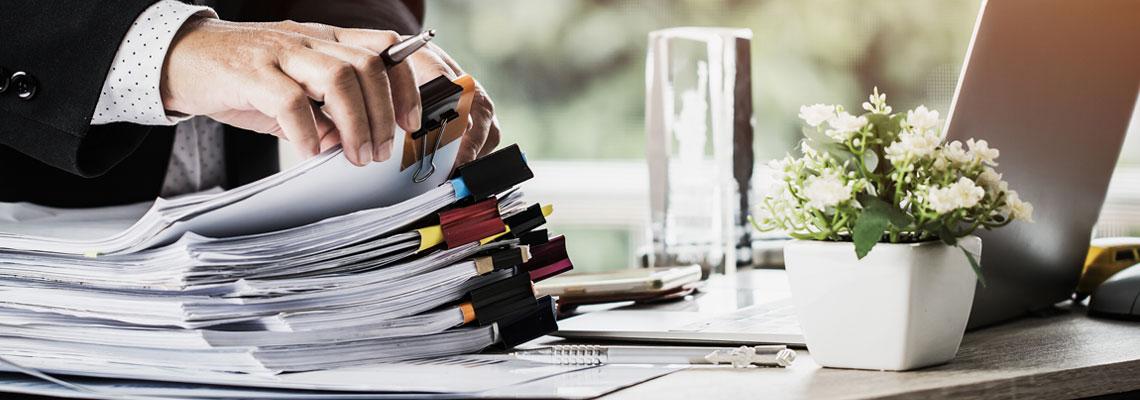 Entreprise de gestion administrative