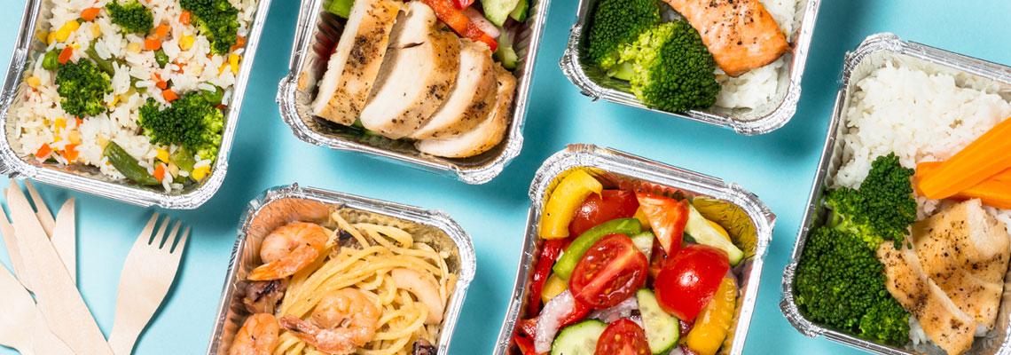 Entreprise de livraison de plats